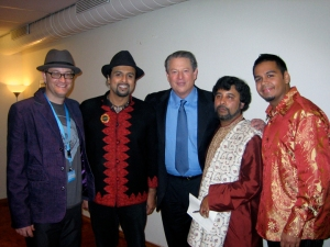 Junoon with Al Gore